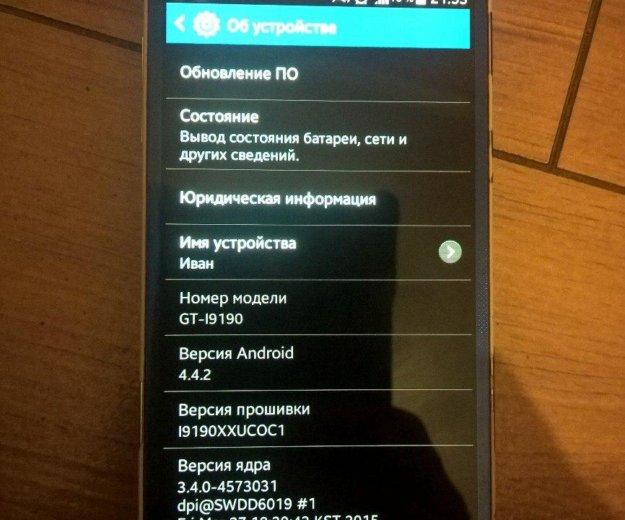Samsung galaxy s4 mini. Фото 3. Климовск.