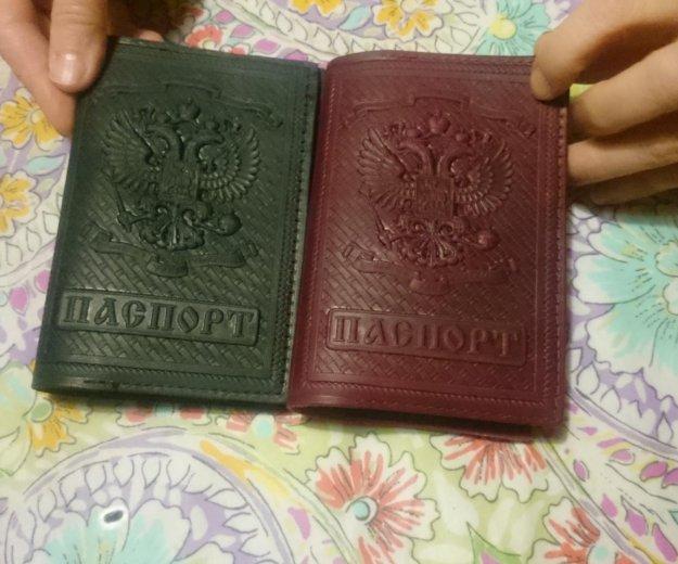 Обложка на паспорт. Фото 3. Самара.