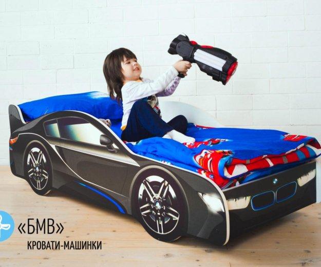 Кровать машина юнным гонщикам снов. Фото 1. Домодедово.