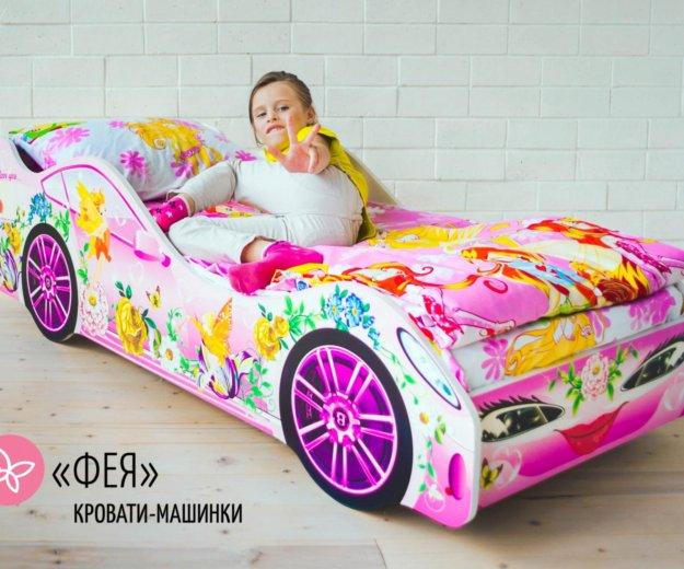 Кровать машина юнным гонщикам снов. Фото 3. Домодедово.