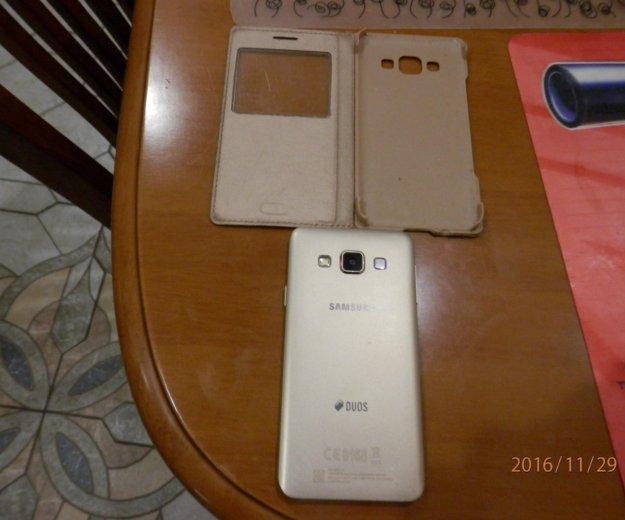 Samsung a3 gold. Фото 1. Протвино.