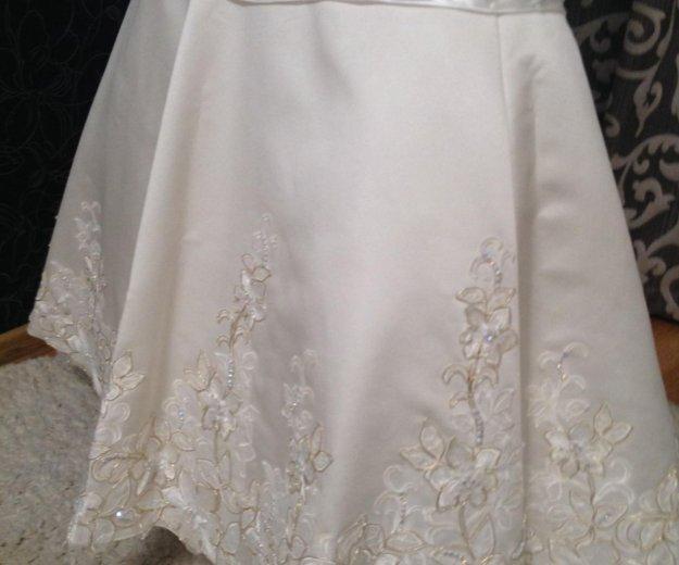 Платье русалка выпускное -свадебное. Фото 3. Люберцы.
