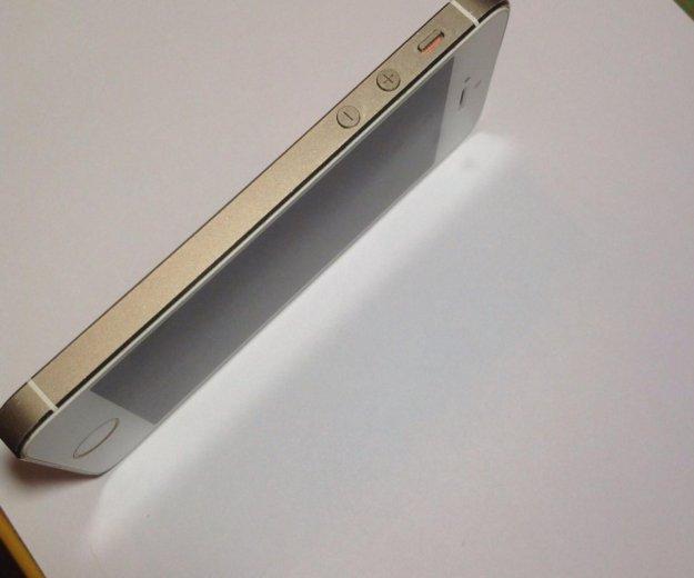 Iphone 5s gold 16gb. Фото 2. Москва.