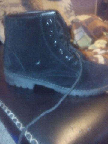 Новые зимние ботинкт. Фото 2. Абакан.