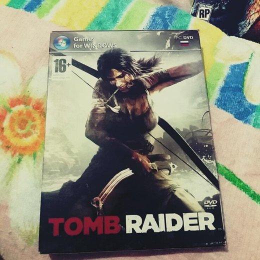 Tomb raider. игра. Фото 1. Новый Уренгой.