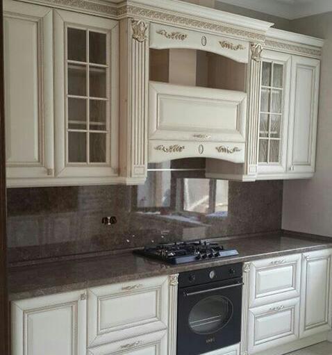 Кухня классика. Фото 1.