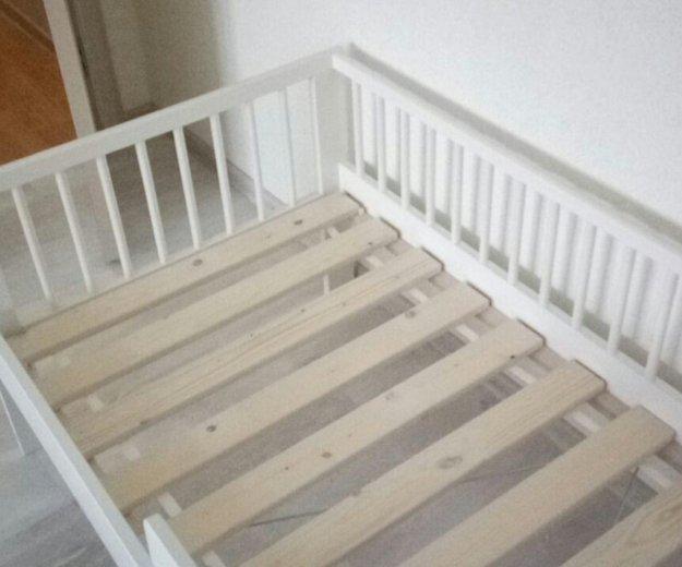 Детская кровать. Фото 4. Москва.