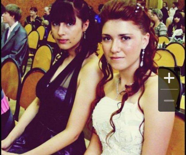 Платье русалка выпускное -свадебное. Фото 4. Люберцы.
