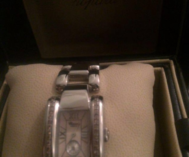 Часы в подарочной коробке реплика chopard. Фото 1. Москва.