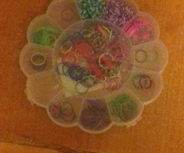 Резинки для плетения. Фото 3. Щёлково.