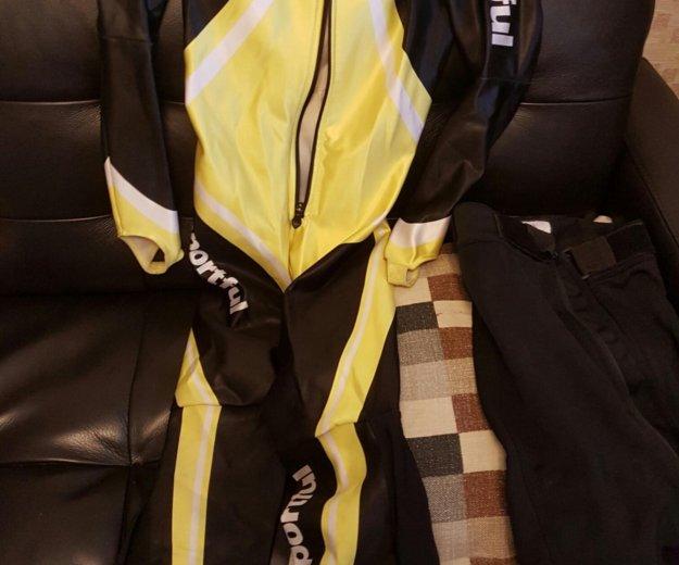 Спусковой костюм. Фото 3. Москва.