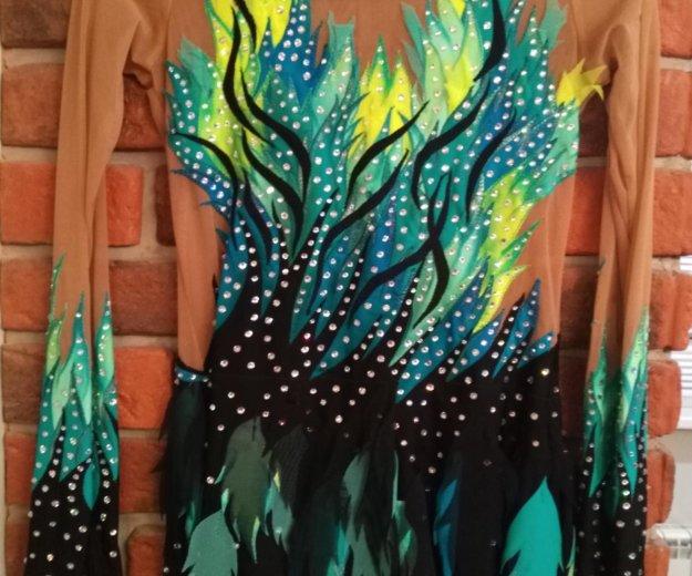 Платье для фигурного катания. Фото 1. Волгоград.