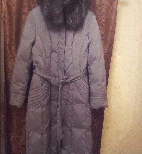 Пальто размер 50. Фото 1. Ногинск.