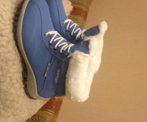 Зимние ботинки 39-40размер. Фото 3. Санкт-Петербург.