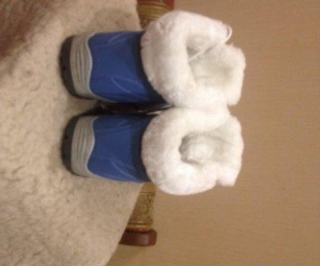 Зимние ботинки 39-40размер. Фото 2. Санкт-Петербург.