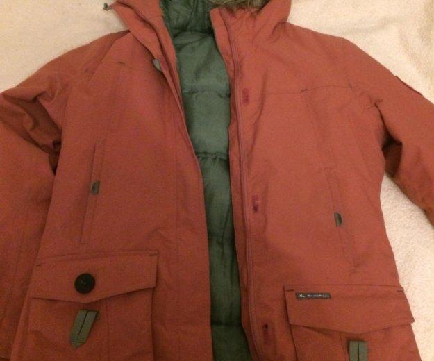 Хорошая теплая куртка. Фото 1. Санкт-Петербург.