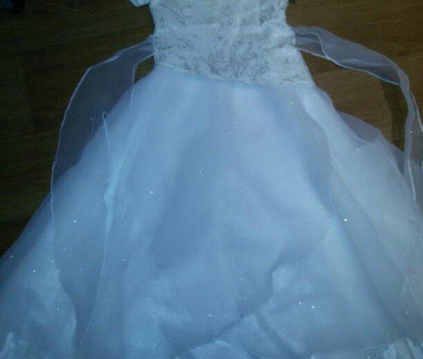 Детское платье на праздник. Фото 4. Среднеуральск.