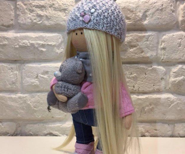 Интерьерная кукла ручной работы. Фото 3. Москва.