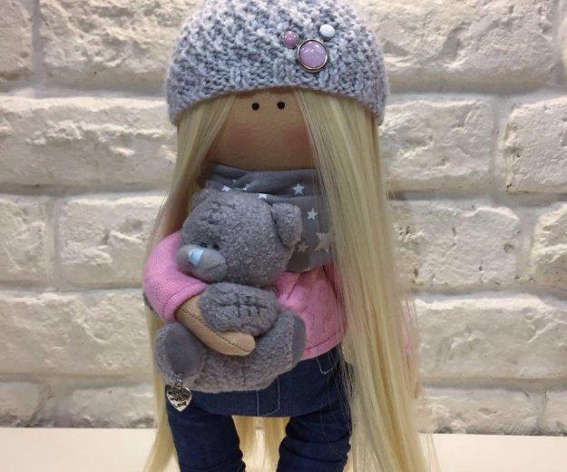 Интерьерная кукла ручной работы. Фото 1. Москва.