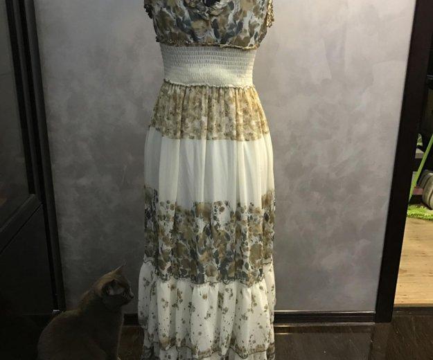 Платье длинное. Фото 1. Пенза.