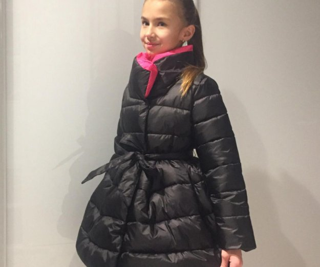Пальто на девочку евро-зима. Фото 1. Москва.