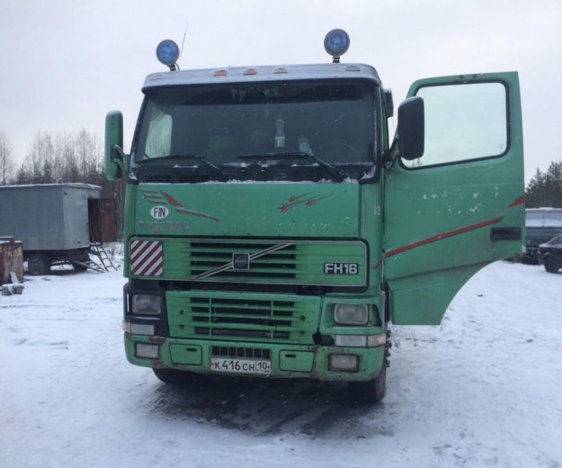 Volvo fh16. Фото 2. Выборг.