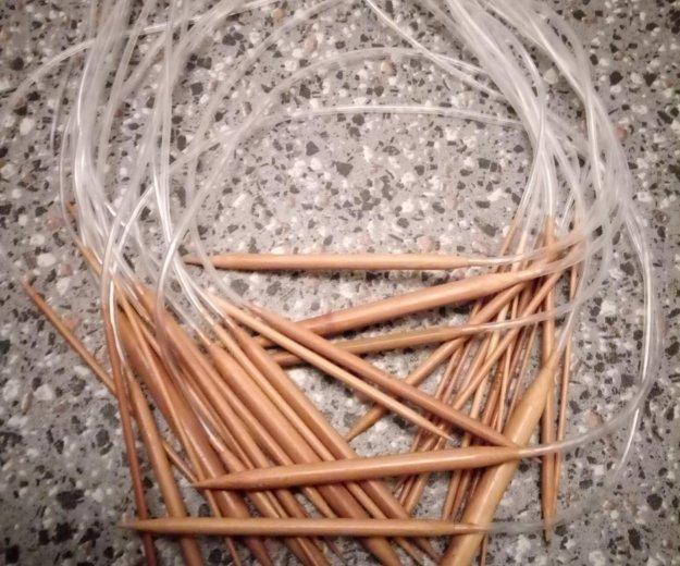 Спицы для вязания. Фото 1. Санкт-Петербург.