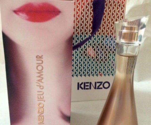 Kenzo jeu d'amour parfum 100 ml. обмен. Фото 1. Москва.