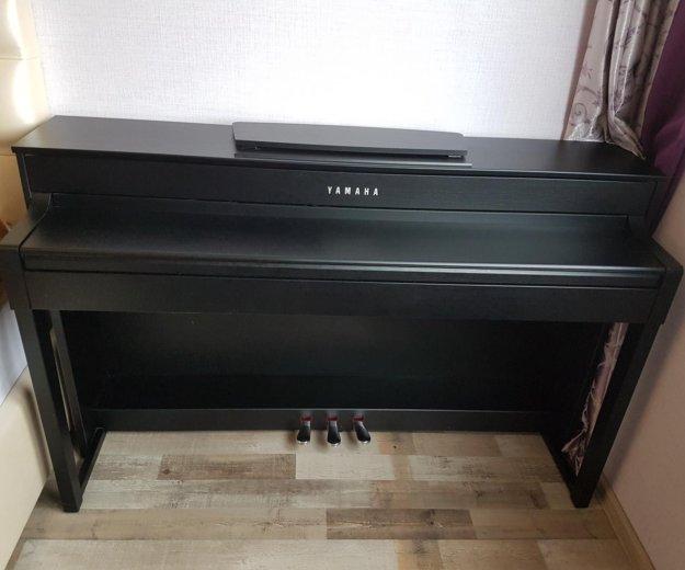 Электронное пианино yamaha clavinova clp 535. Фото 1. Москва.