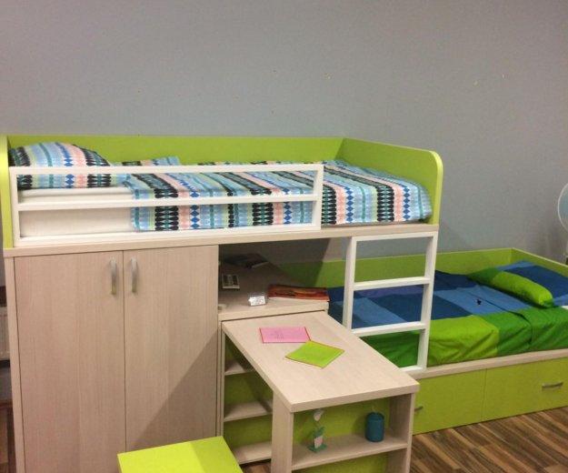 Двухъярусная кровать. Фото 1. Санкт-Петербург.