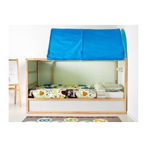 Детская двусторонняя кровать в отличном состоянии. Фото 2. Воронеж.