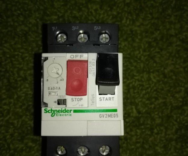 Автоматический выключатель gv2me05. Фото 1. Санкт-Петербург.
