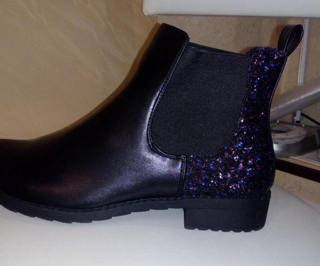 Обувь демисизон. Фото 3. Вышестеблиевская.
