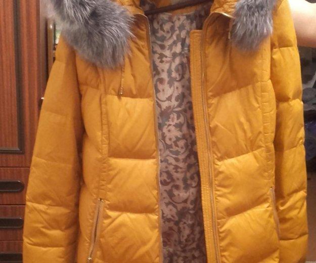 Зимняя куртка. Фото 2. Тюмень.