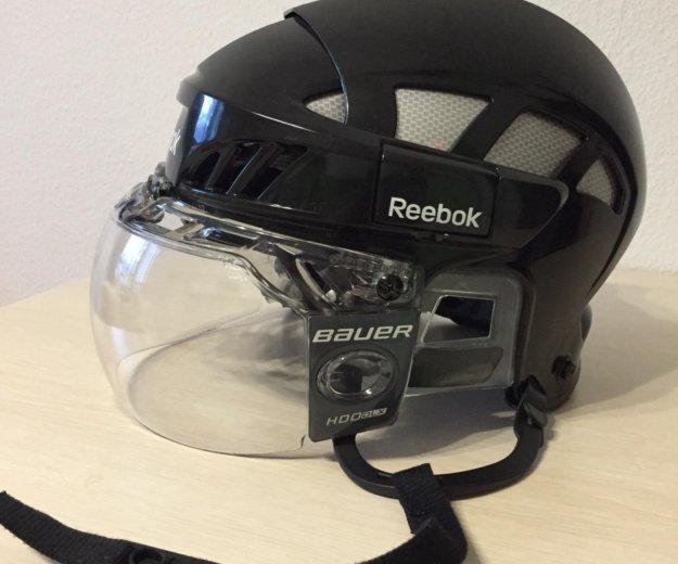 Хоккейный шлем с визором!!!. Фото 2. Екатеринбург.