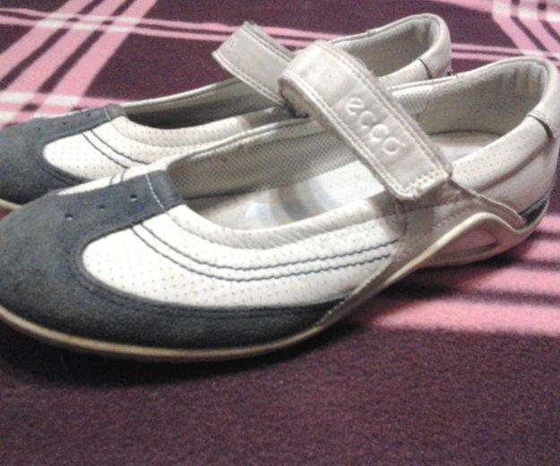 Обувь ecco  для девочки. размер 36. Фото 1. Тверь.