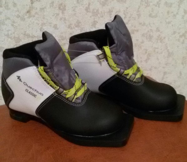 Лыжные ботинки , детские. Фото 2. Ярославль.