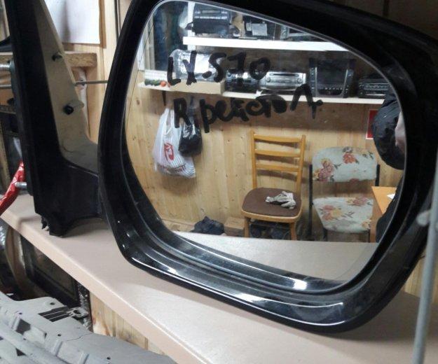 Зеркало правое на lexus lx570 рест. Фото 1. Москва.