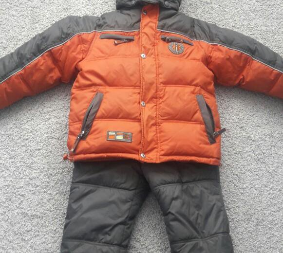 Детский зимний костюм. Фото 4. Железногорск.