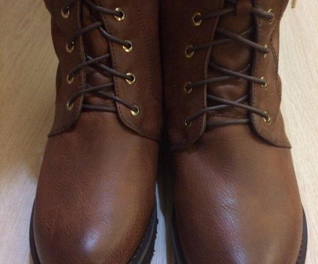 Новые ботинки женские зимние. Фото 3. Балахна.