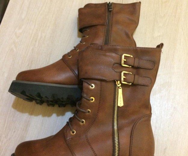 Новые ботинки женские зимние. Фото 2. Балахна.
