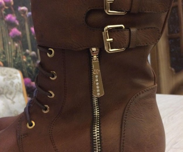 Новые ботинки женские зимние. Фото 1. Балахна.
