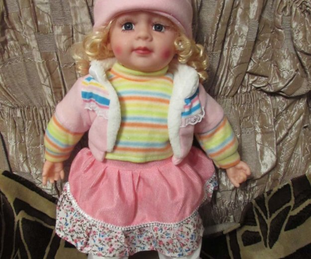 Кукла лиза. Фото 1. Каменск-Уральский.