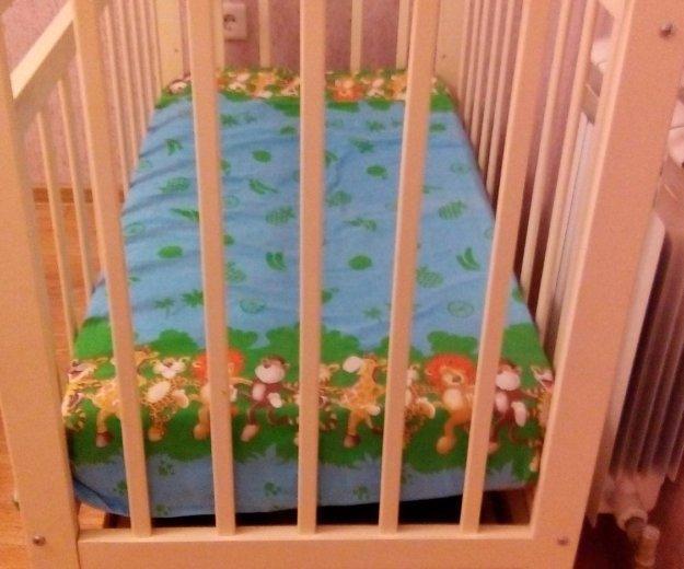 Детская кровать. Фото 2. Ростов-на-Дону.