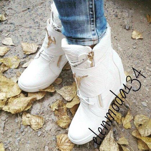Ботиночки новые в наличии, зима 35,37. Фото 4. Батайск.