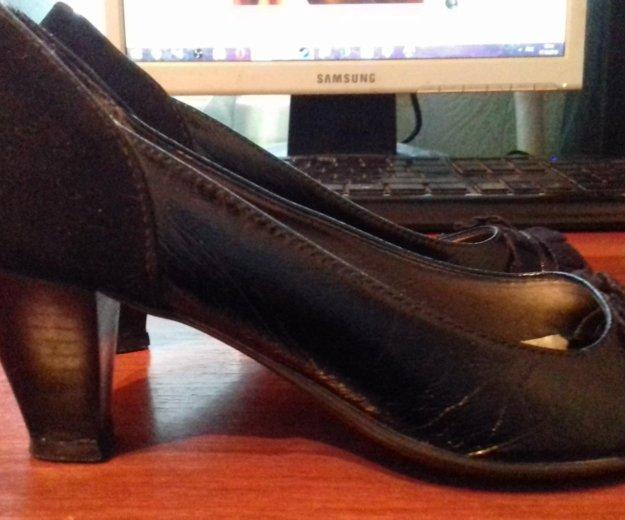 Туфли черные. Фото 1. Нижнекамск.