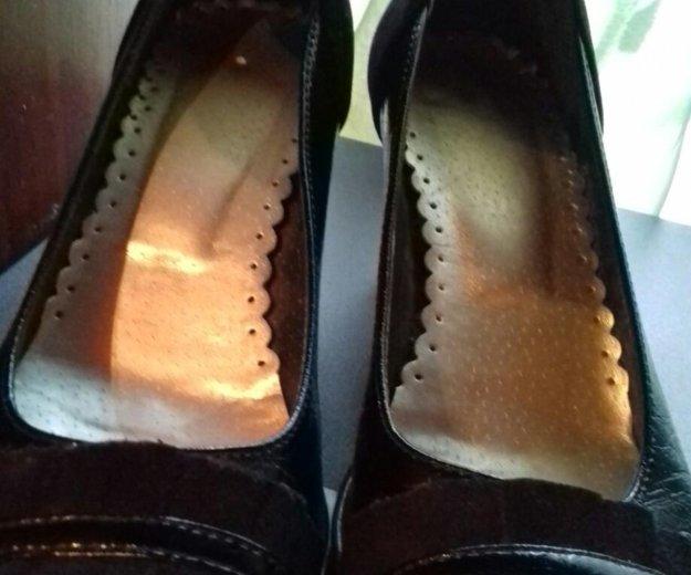 Туфли черные. Фото 2. Нижнекамск.