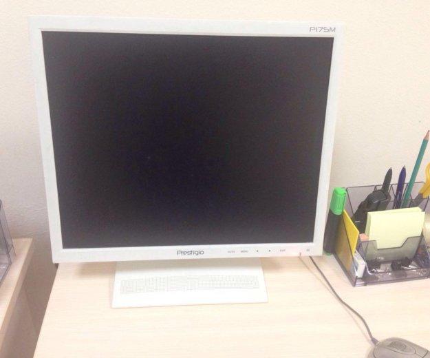 Компьютер ( системный блок+ монитор). Фото 2. Москва.