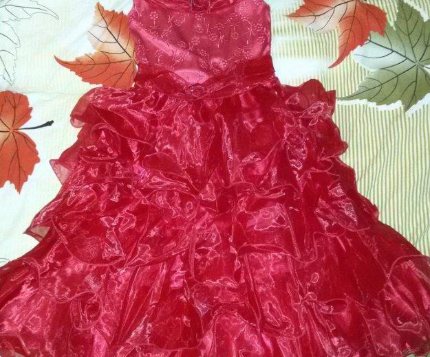 Платье детское на праздник. Фото 2. Среднеуральск.