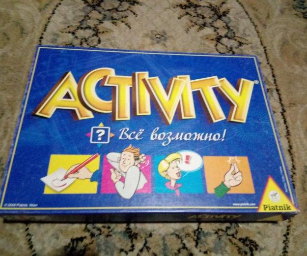 Продам настольную игру activity. Фото 2. Москва.